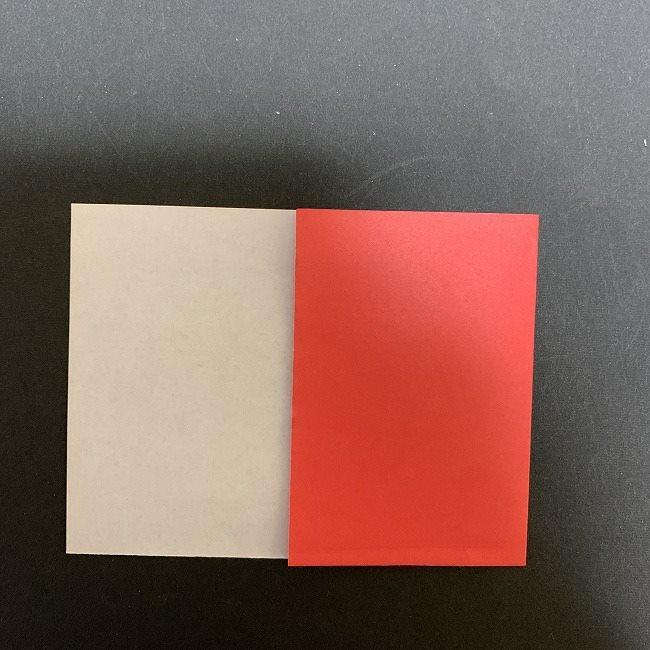 折り紙 チューリップの花束(平面)*作り方折り方 (9)