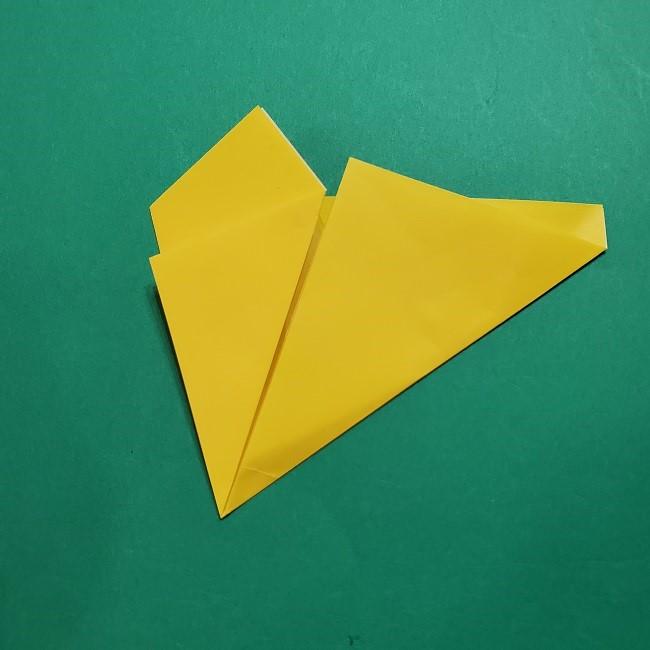 折り紙 ツツジの花の折り方作り方 (10)