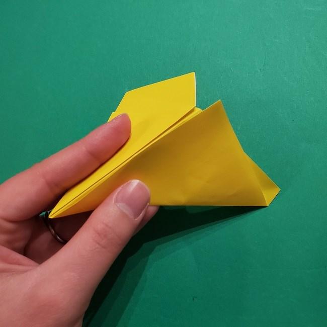 折り紙 ツツジの花の折り方作り方 (11)