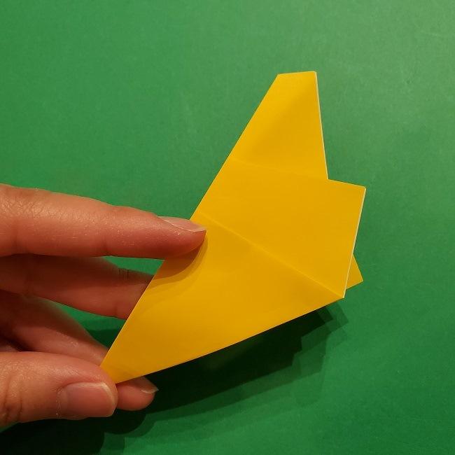 折り紙 ツツジの花の折り方作り方 (12)