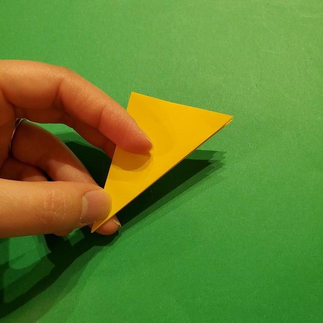 折り紙 ツツジの花の折り方作り方 (13)