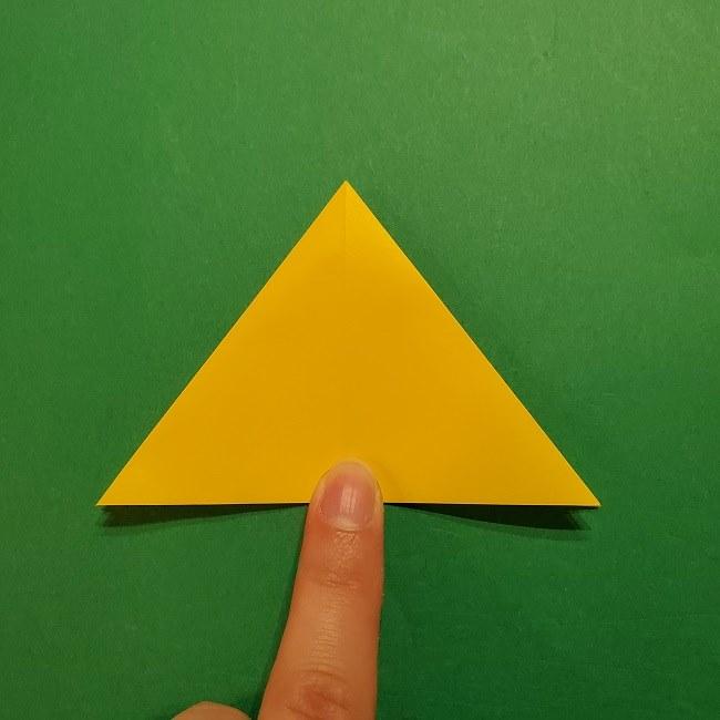 折り紙 ツツジの花の折り方作り方 (23)