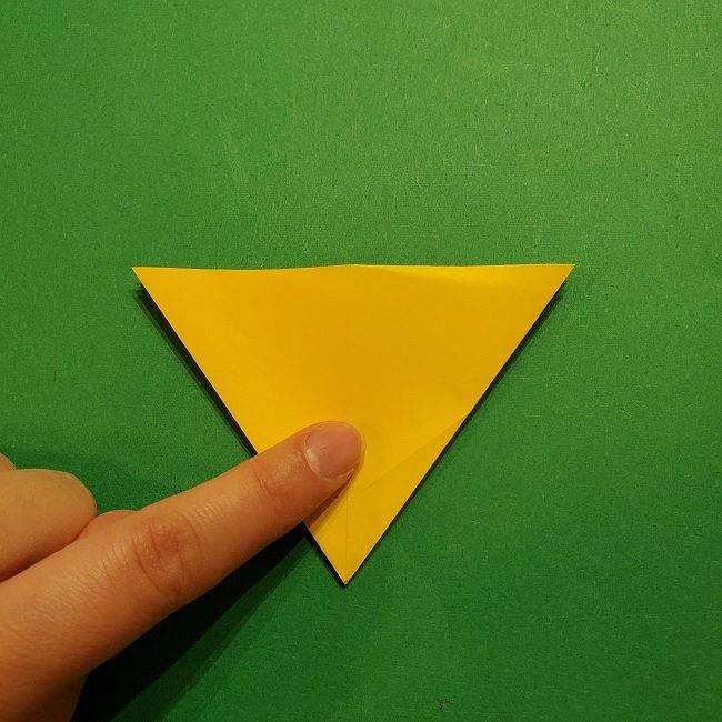 折り紙 ツツジの花の折り方作り方 (25)