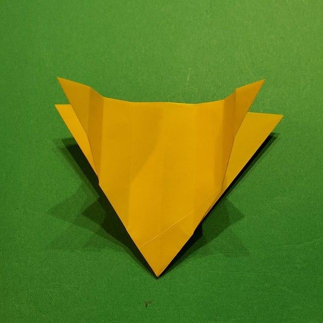 折り紙 ツツジの花の折り方作り方 (28)