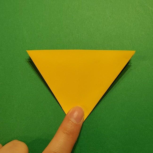 折り紙 ツツジの花の折り方作り方 (29)