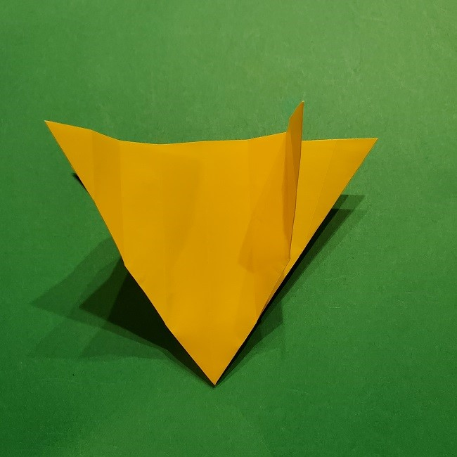 折り紙 ツツジの花の折り方作り方 (31)