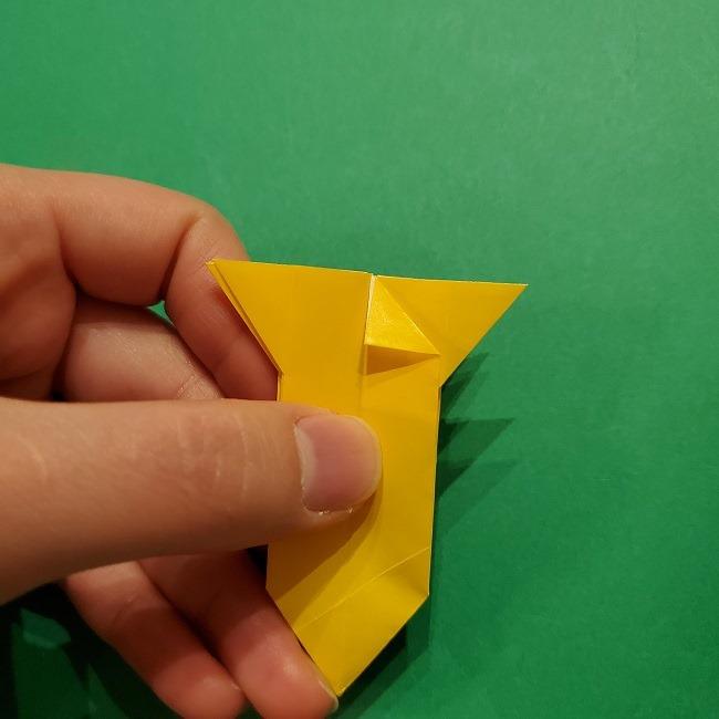 折り紙 ツツジの花の折り方作り方 (41)
