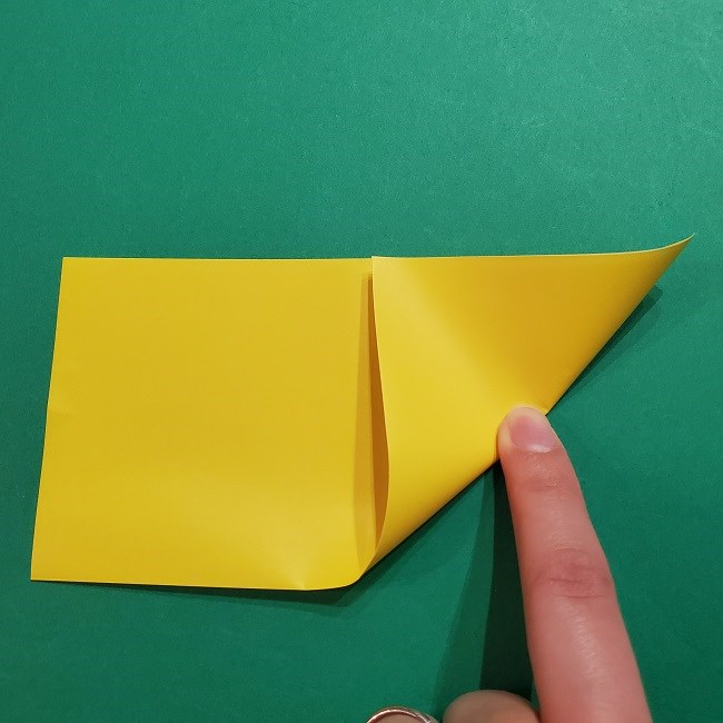 折り紙 ツツジの花の折り方作り方 (5)