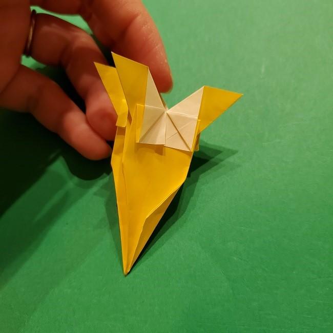 折り紙 ツツジの花の折り方作り方 (51)