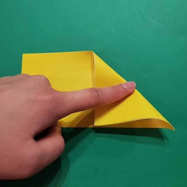 折り紙 ツツジの花の折り方作り方 (6)