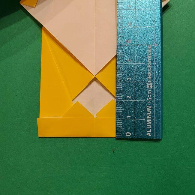 折り紙 マリオのゲッソーの折り方作り方 (13)