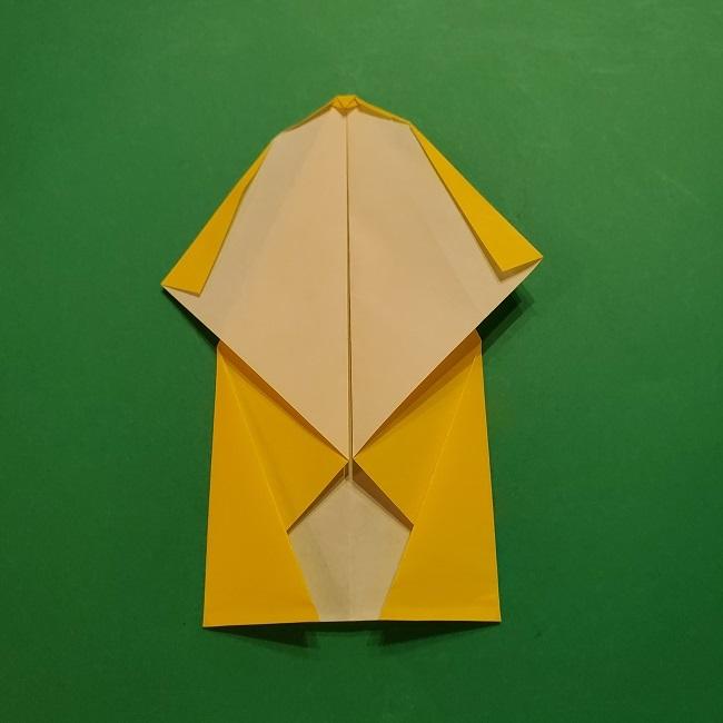折り紙 マリオのゲッソーの折り方作り方 (15)
