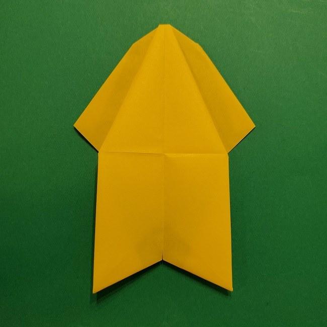 折り紙 マリオのゲッソーの折り方作り方 (18)