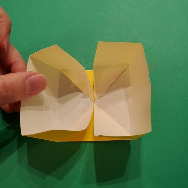 折り紙 マリオのゲッソーの折り方作り方 (27)