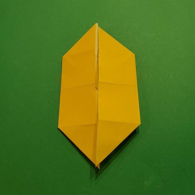 折り紙 マリオのゲッソーの折り方作り方 (28)