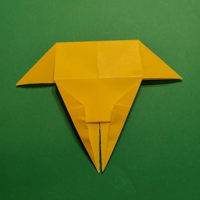 折り紙 マリオのゲッソーの折り方作り方 (31)