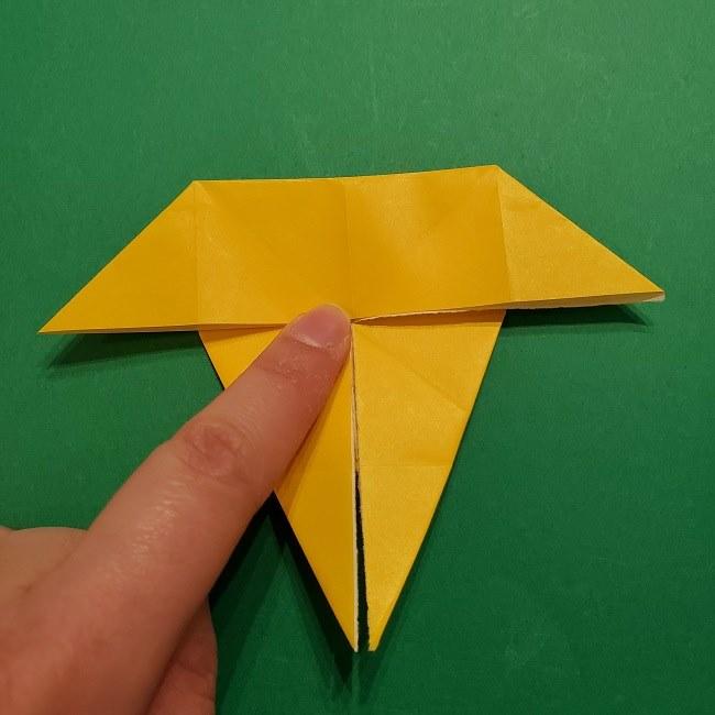 折り紙 マリオのゲッソーの折り方作り方 (32)