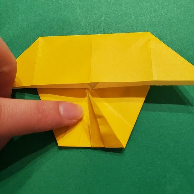 折り紙 マリオのゲッソーの折り方作り方 (33)