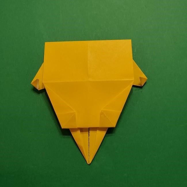 折り紙 マリオのゲッソーの折り方作り方 (38)