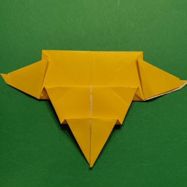 折り紙 マリオのゲッソーの折り方作り方 (44)