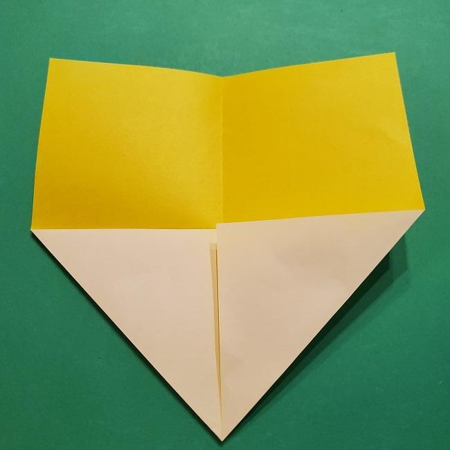 折り紙 マリオのゲッソーの折り方作り方 (5)