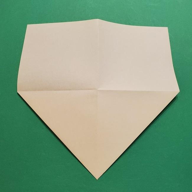 折り紙 マリオのゲッソーの折り方作り方 (6)