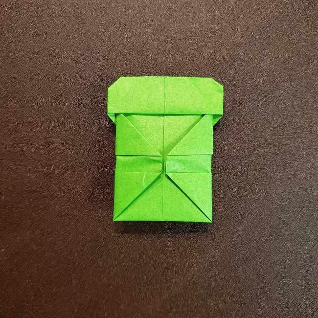 折り紙 マリオの土管の簡単な折り方作り方★マリオワールドに欠かせないアイテムを手作り