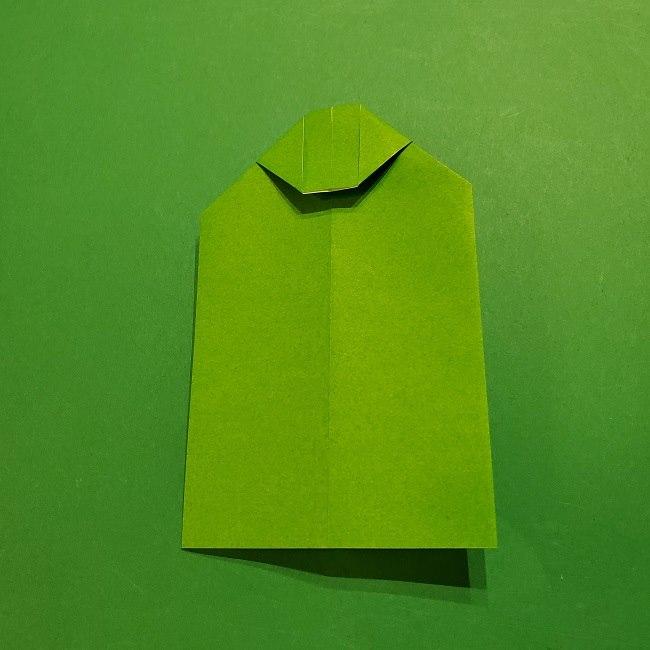 折り紙 マリオの土管の簡単な折り方 (10)