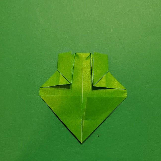 折り紙 マリオの土管の簡単な折り方 (20)
