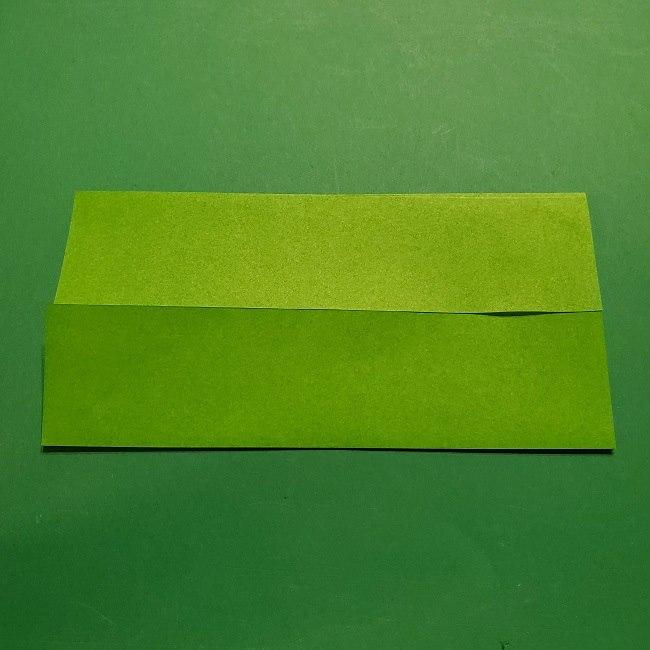 折り紙 マリオの土管の簡単な折り方 (4)