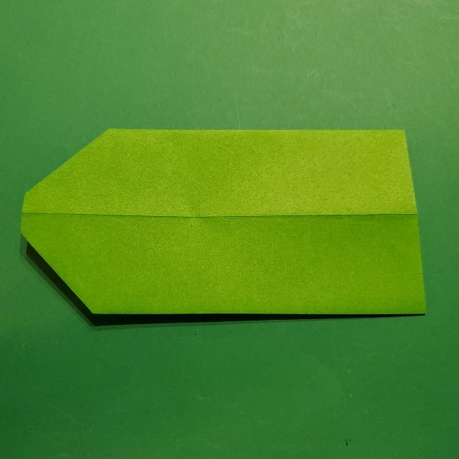 折り紙 マリオの土管の簡単な折り方 (6)