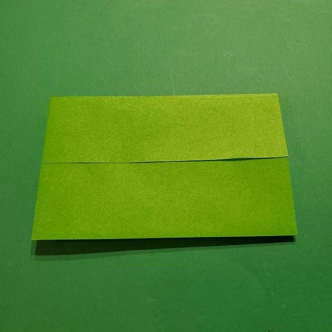 折り紙 マリオの土管の簡単な折り方 (8)