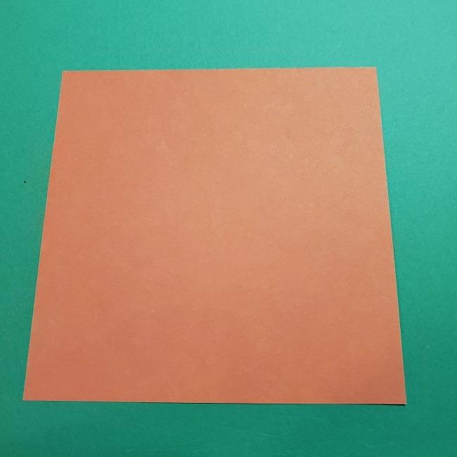 折り紙 桜の立体的なリースの作り方 (3)