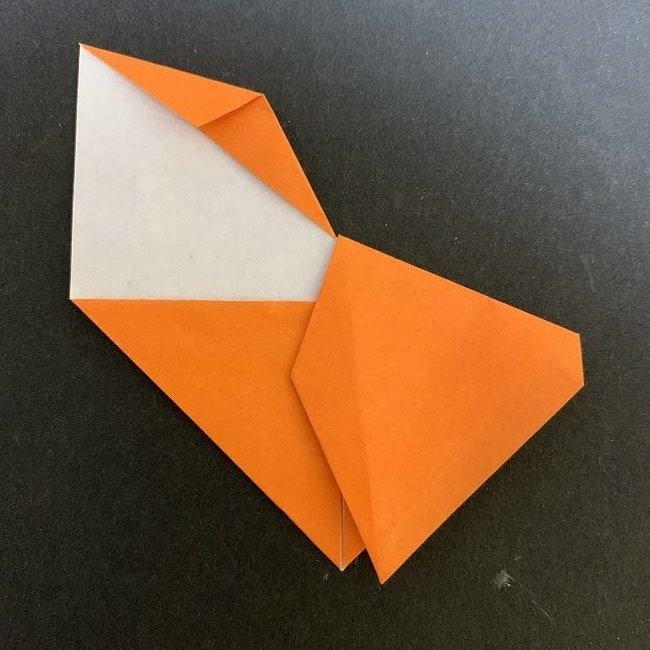 春の折り紙 チューリップの折り方作り方 (11)