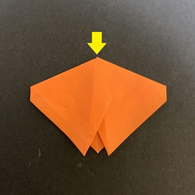 春の折り紙 チューリップの折り方作り方 (12)
