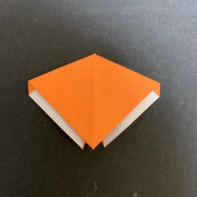 春の折り紙 チューリップの折り方作り方 (13)