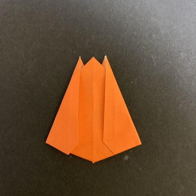 春の折り紙 チューリップの折り方作り方 (16)