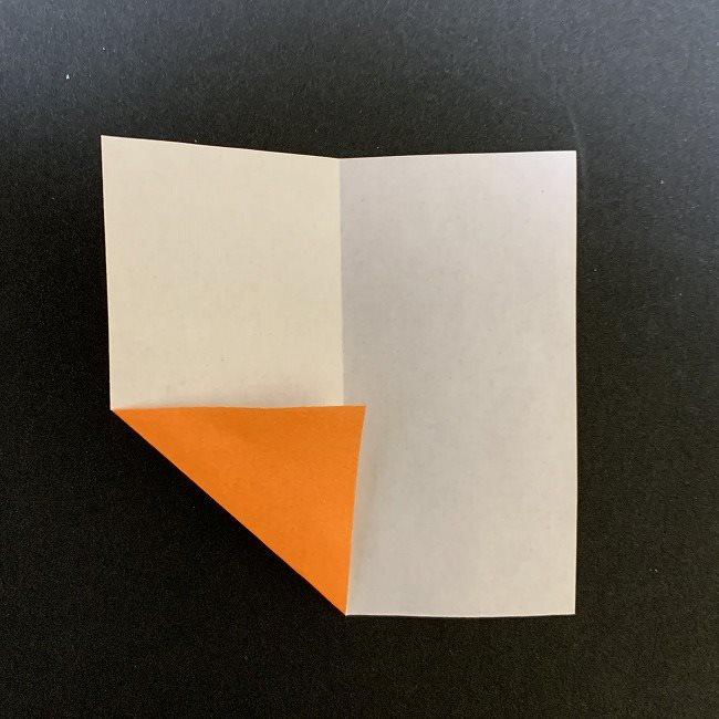 春の折り紙 チューリップの折り方作り方 (2)