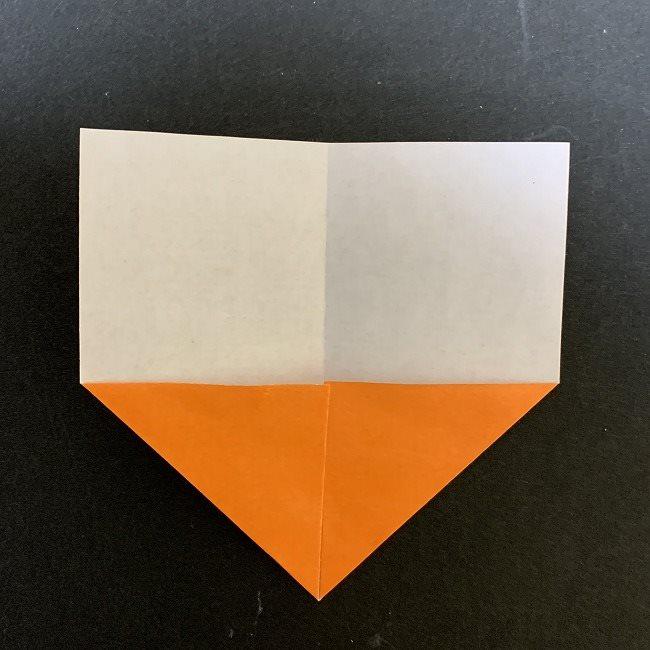 春の折り紙 チューリップの折り方作り方 (3)