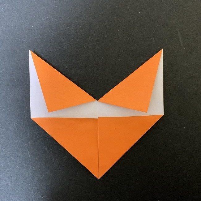 春の折り紙 チューリップの折り方作り方 (5)