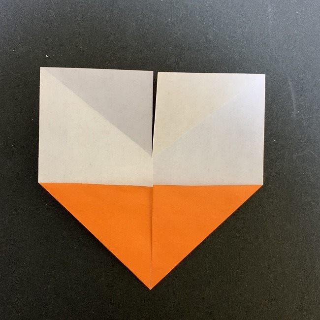 春の折り紙 チューリップの折り方作り方 (6)