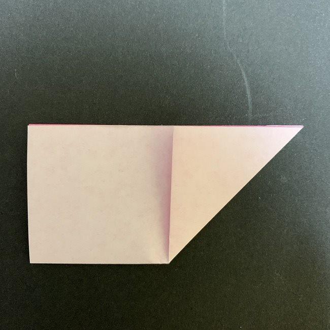 桜の折り紙(切り抜きver (2)