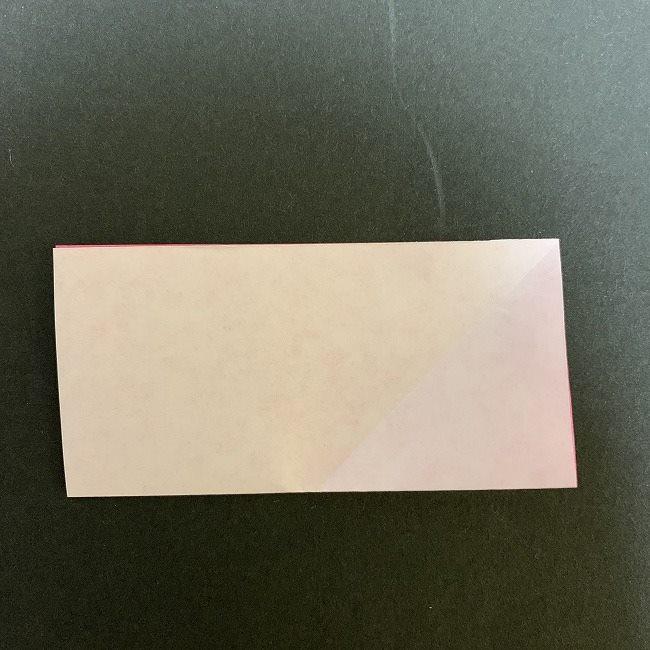桜の折り紙(切り抜きver (3)
