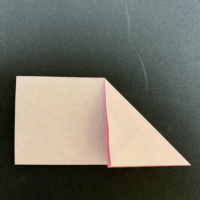 桜の折り紙(切り抜きver (4)
