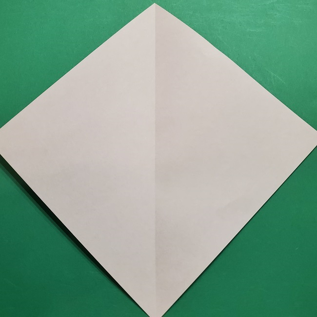 桜の折り紙 器(小物入れ)の折り方作り方 (3)