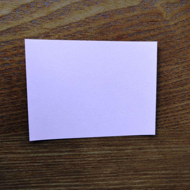 桜の折り紙 箸置き*折り方作り方 (1)