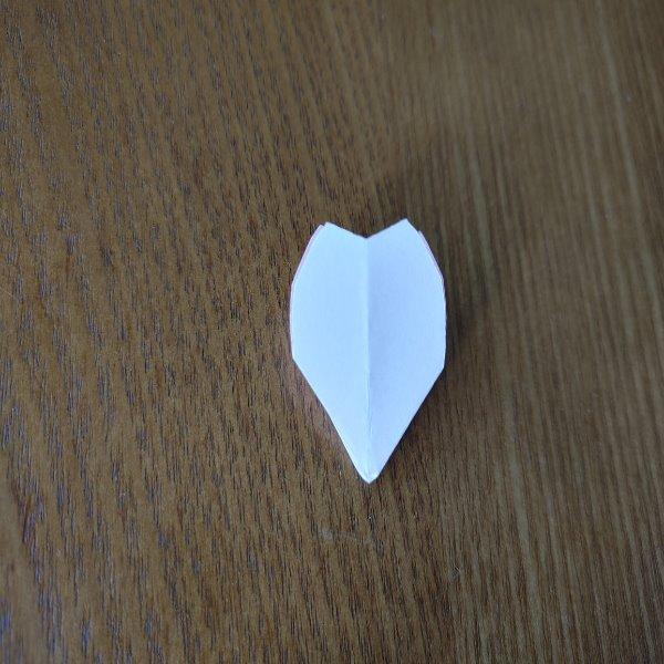 桜の折り紙 箸置き*折り方作り方 (15)