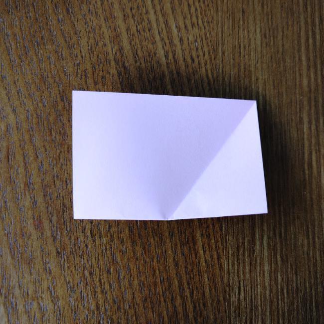 桜の折り紙 箸置き*折り方作り方 (4)