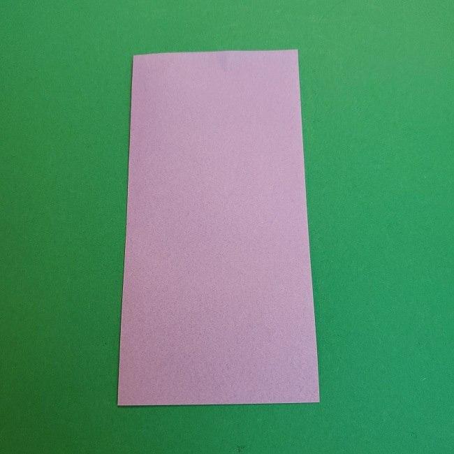 胡蝶しのぶ 髪飾りの作り方(折り紙) (2)
