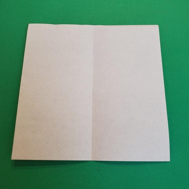 胡蝶しのぶ 髪飾りの作り方(折り紙) (3)